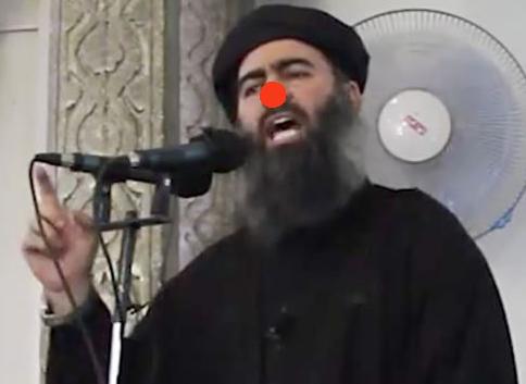 Lettre du Calife de l'État Islamique, M. Al-Baghdadi, au Président de la République Française, M. Hollande.